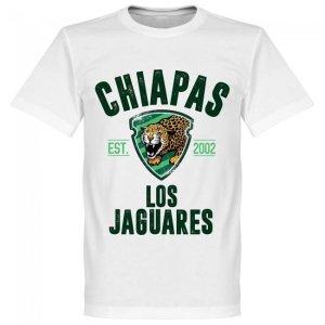 Chiapas Jaguares Established T-Shirt - White