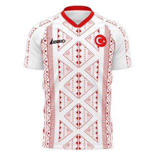 Turkey 2020-2021 Away Concept Football Kit (Libero)
