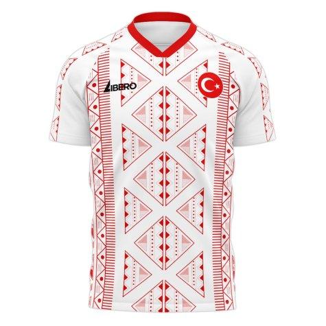 Turkey 2020-2021 Away Concept Football Kit (Libero) - Womens