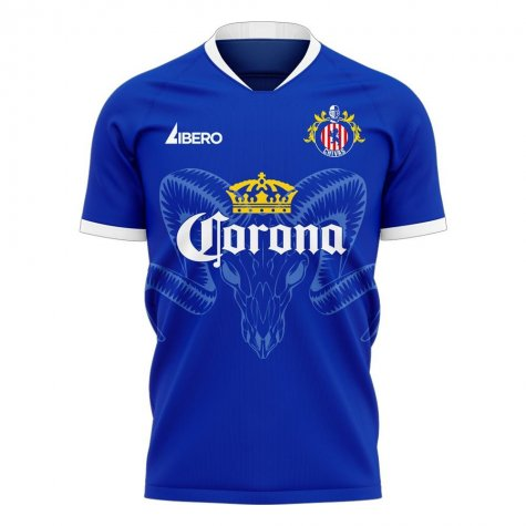 Chivas 2020-2021 Away Concept Football Kit (Libero) - Baby