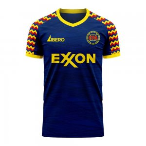 Club America 2020-2021 Away Concept Football Kit (Libero) - Womens
