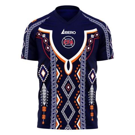 Club America 2020-2021 Third Concept Football Kit (Libero)