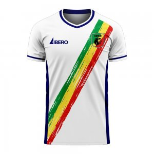 DR Congo 2020-2021 Away Concept Football Kit (Libero) - Kids