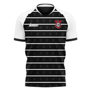 Corinthians 2020-2021 Away Concept Football Kit (Libero)