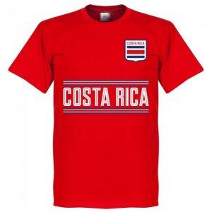 Costa Rica Team T-Shirt - Red
