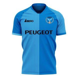 Coventry 2020-2021 Home Concept Football Kit (Libero)