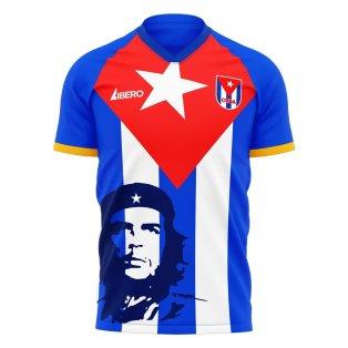 Cuba Che Guevara 2020-2021 Concept Shirt (Libero)