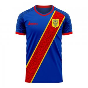 Republic of Congo 2020-2021 Home Concept Shirt (Libero)