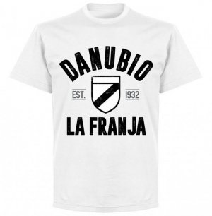 Danubio Established T-shirt - White