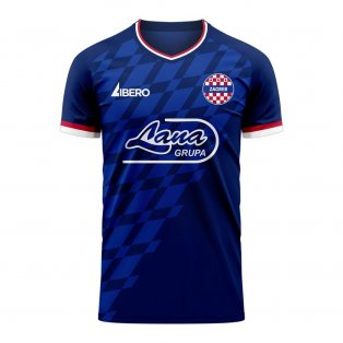 Dinamo Zagreb 2020-2021 Third Concept Football Kit (Libero)