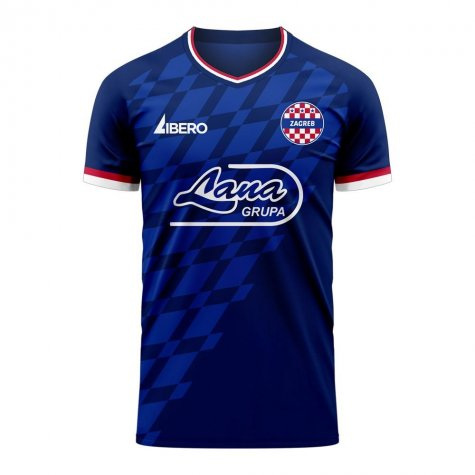 Dinamo Zagreb 2020-2021 Third Concept Football Kit (Libero) - Womens