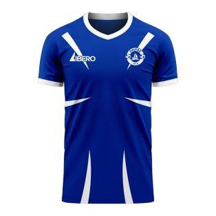 Dnipro 2020-2021 Home Concept Football Kit (Libero)