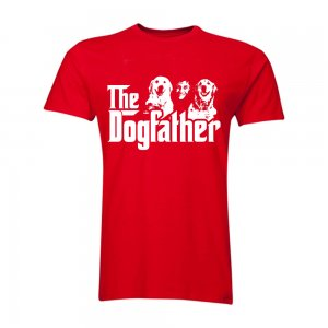 Alexis Sanchez - The Dogfather T-Shirt (Red)