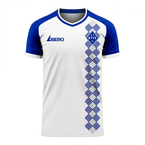 Dynamo Kyiv 2020-2021 Home Concept Football Kit (Libero)