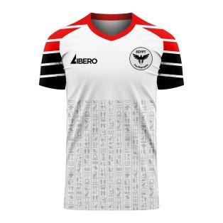 Egypt 2020-2021 Away Concept Football Kit (Libero)