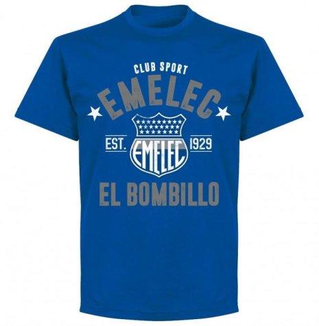 Emelec Established T-shirt (Blue)