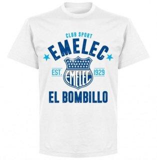 Emelec Established T-shirt - White