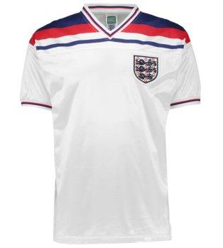 Score Draw England 1982 Home Shirt