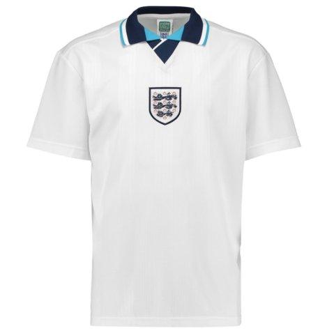 Score Draw England 1996 Home Shirt