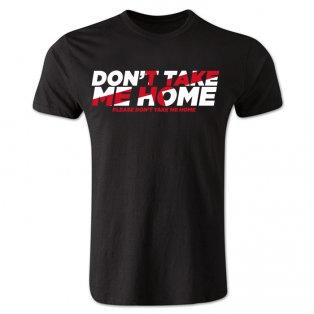Dont Take Me Home - England T-Shirt (Black) - Kids