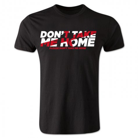 Dont Take Me Home - England T-Shirt (Black) - Kids