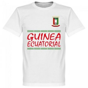 Equatorial Guinea Team T-Shirt - White