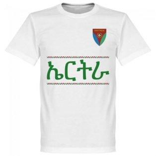 Eritrea Team T-Shirt - White