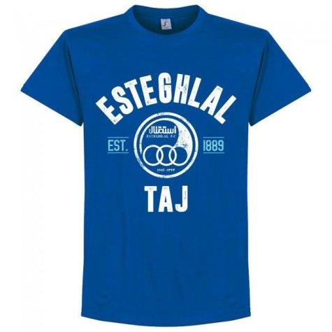 Esteghlal Established T-Shirt - Royal