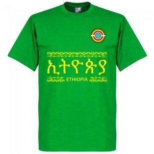 Ethiopia Team T-Shirt - Green