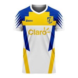 Everton de Chile 2020-2021 Away Concept Shirt (Libero) - Baby