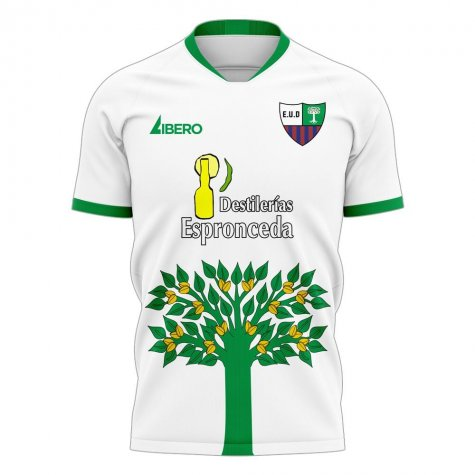 Extremadura UD 2020-2021 Away Concept Football Kit (Libero) - Womens