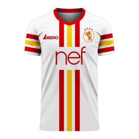 Galatasaray 2020-2021 Away Concept Football Kit (Libero) - Womens
