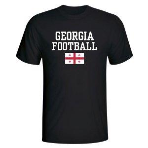 Georgia Football T-Shirt - Black