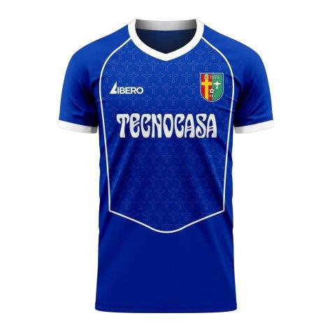 Getafe 2020-2021 Home Concept Shirt (Libero) - Baby