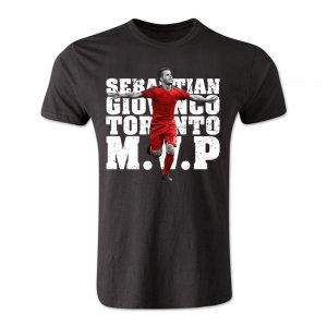 Sebastian Giovinco Toronto M.V.P T-Shirt (Black) - Kids
