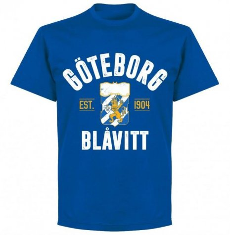 Goteborg Established T-shirt - Blue
