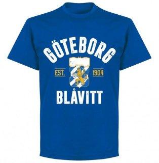 Goteborg Established T-shirt - Blue