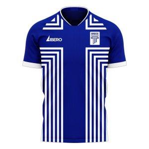 Greece 2020-2021 Away Concept Football Kit (Libero) - Kids
