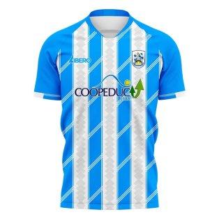 Guaireña FC 2020-2021 Home Concept Football Kit (Libero)