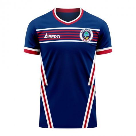 Guam 2020-2021 Home Concept Football Kit (Libero) - Baby