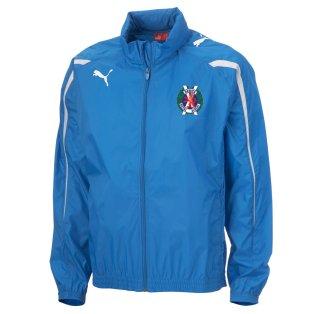 2012-13 Hawick Royal Albert Rainjacket (Blue)