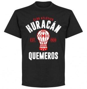 Huracan Established T-Shirt - Black