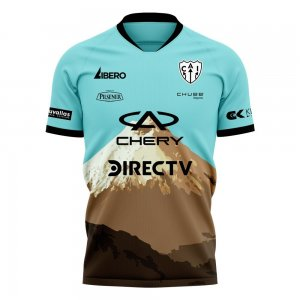 Independiente del Valle 2020-2021 Home Concept Football Kit (Libero) - Kids