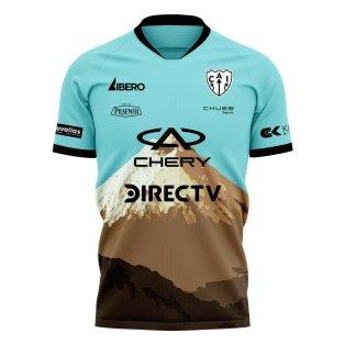 Independiente del Valle 2020-2021 Home Concept Football Kit (Libero)