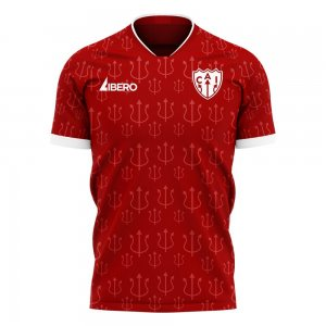 Independiente 2020-2021 Home Concept Kit (Libero) - Womens