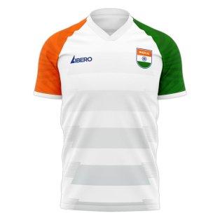 India 2020-2021 Away Concept Football Kit (Libero)