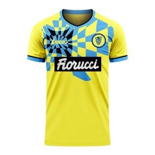 Nerazzurri Milan 2020-2021 Away Concept Football Kit (Libero)