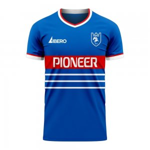 Ipswich 2020-2021 Home Concept Football Kit (Libero)