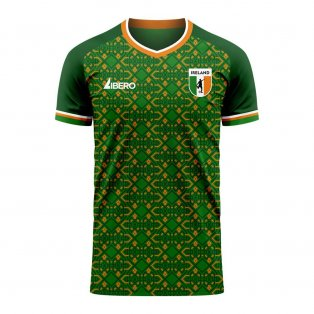 Ireland 2020-2021 Home Concept Football Kit (Libero)