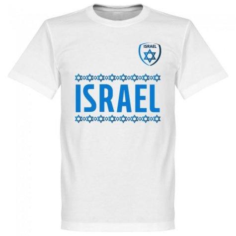 Israel Team T-shirt - White